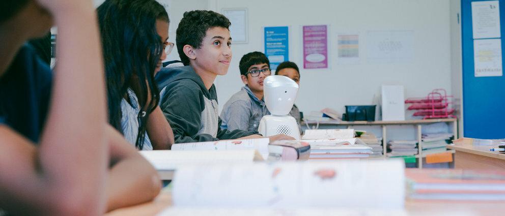 AV1 i klasserommet