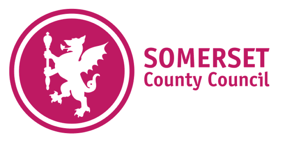 Logo for Somerset County Council